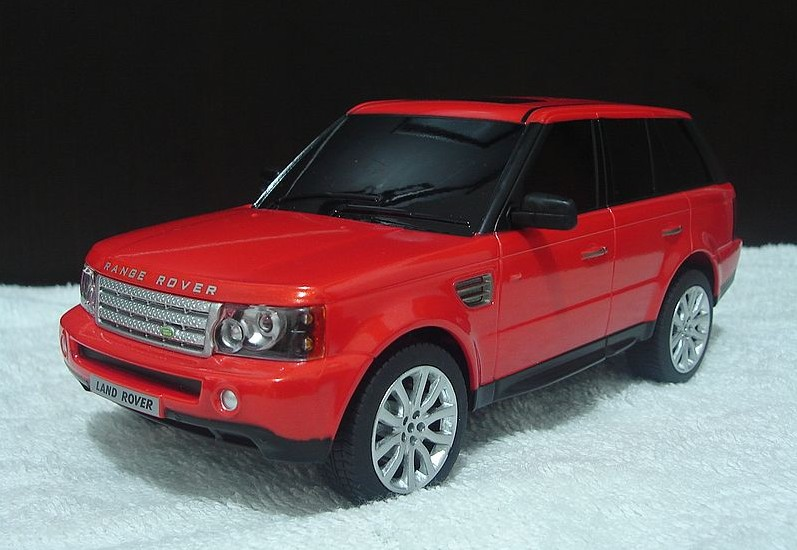 Toy-grade RC cars