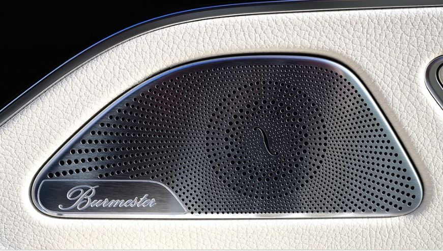 burmester audio-system for cars